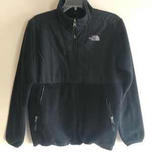 The North Face | black Denali fleece jacket